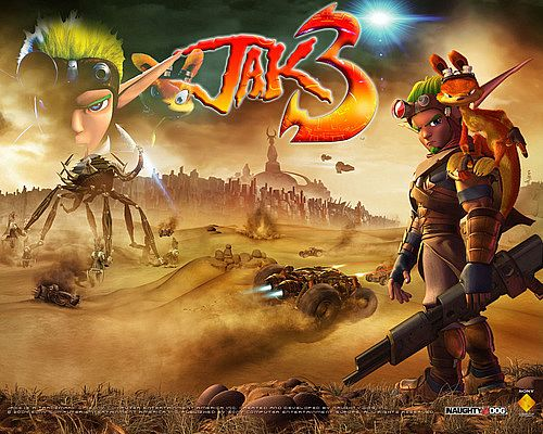 Download Jak Daxter Wallpapers: Jak 3 Haven City Remake V2 Minecraft Project
