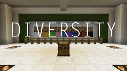 Diversity Minecraft Map & Project