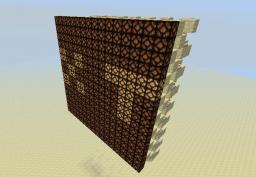 [STACKABLE][COMPACT][FAST] 8x8 display Minecraft