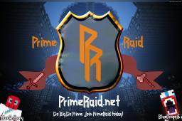 Prime Raid - PVP Minecraft