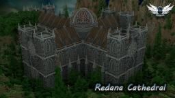 Redana Cathedral - [Cinematic / Download] Minecraft Map & Project