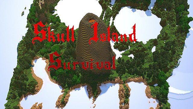 Skull Survival Island