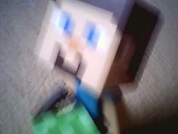 steve Minecraft Blog