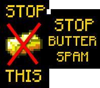 """""""budder"""" is just a little joke Minecraft Blog"""