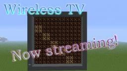 Compact Wireless TV Minecraft Map & Project