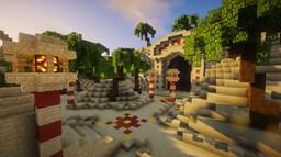 Arcipolis [Adventure Quests Puzzles Mazes Landscapes] Minecraft Map & Project