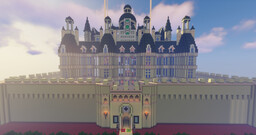 One Piece Pangaea Castle In Minecraft Minecraft Map & Project