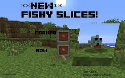 (Fishy 3 coming for 1.6.4/1.7) [1.5.2] [Forge] [Alpha 0.8] Fishy mod 2 -No Fish in minecraft? Well Have this mod! [New gold fish addon!]