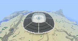 UFO Mothership Minecraft Project