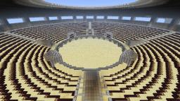 Mob Arena / PVP Arena Minecraft Map & Project