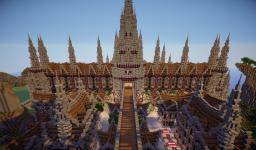 [Timelapse - The Golgein's World] Episode 1 : City of Falandar. Minecraft Map & Project