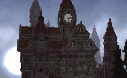 Forest Manor [Download] Minecraft Map & Project