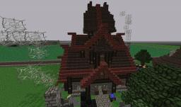 Baron's Blacksmith (Medieval) Minecraft Project