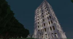 Sunset Hotel Minecraft Map & Project