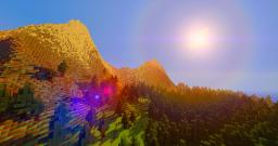 Rocky Mountain Replication - Massive 3000x3000 Map! Minecraft Map & Project