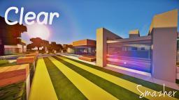 [Modern]Clear my best modern house! Minecraft Map & Project