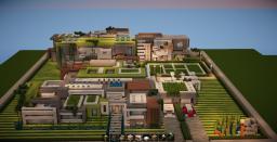 MASSIVE MODERN mansion SD 1 update!! Minecraft Project