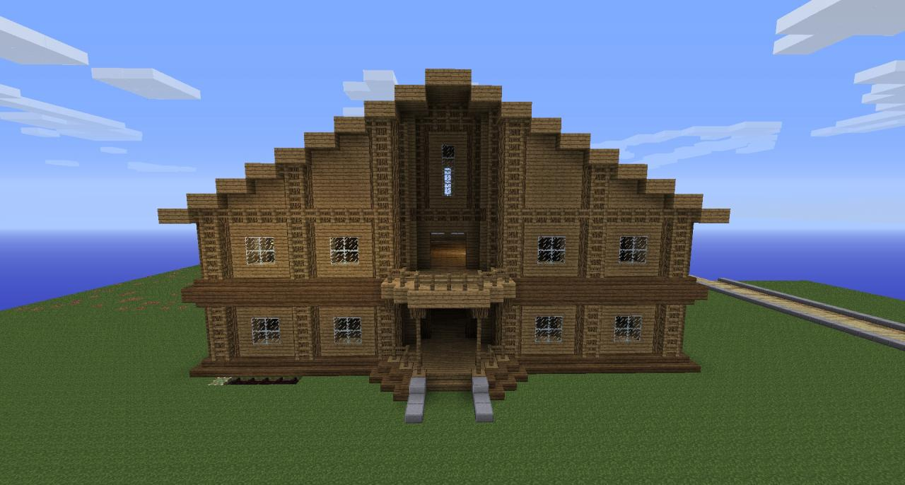 Best haus you must have it minecraft project