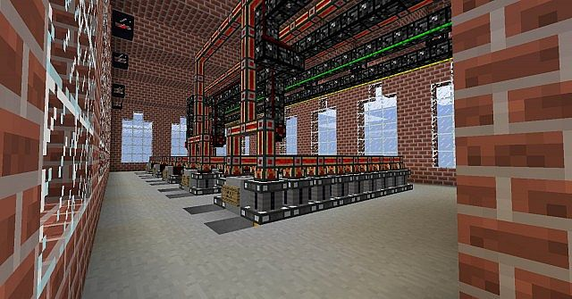Ftb Unleashed Industrial Revolution Minecraft Project