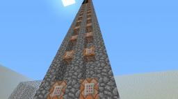 command block elevator Minecraft Project