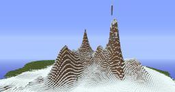 Land Of Pandora Custom terrain Minecraft Map & Project