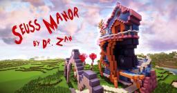 Seuss Manor Minecraft Project