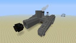 SCC-Tracksmasher Tank Minecraft Map & Project