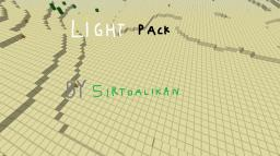 Light Pack (Simplistic smooth pack) Minecraft Texture Pack