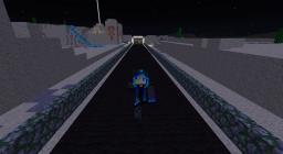 Race Track Minecraft