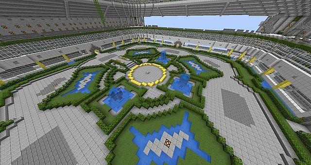 Inside of M mine