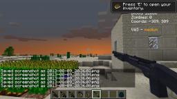 [FORGE] Last Days:zombie mod - UPDATE Minecraft Mod
