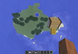 island paradise Minecraft Project