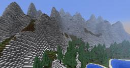 Luscious Isands Of Langraa Minecraft