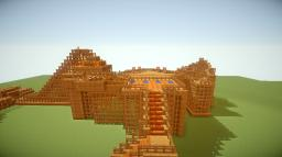 Dead Mans Roller Coaster Minecraft Map & Project