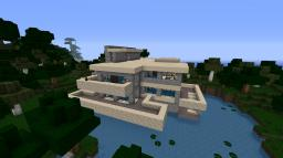 CS_Parkhouse Minecraft Map & Project