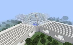 shopping center with residential Minecraft Map & Project