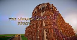 The Library of Pivot. Minecraft Map & Project