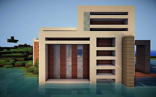 simple modern house by lhamha 3 diamonds