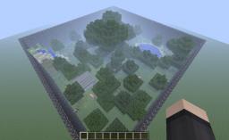 Minecraft Manhunt! (25% done.) Minecraft Map & Project
