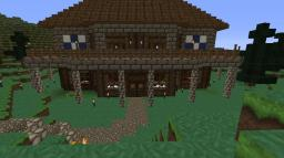 A Manor Minecraft Map & Project
