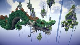 japanese style dragon Minecraft Project