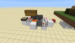Waste System Minecraft Project