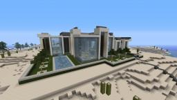 Ultra Modern Home Minecraft