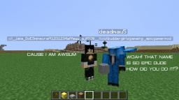 HOW TO USERNAME EPIC Minecraft Blog
