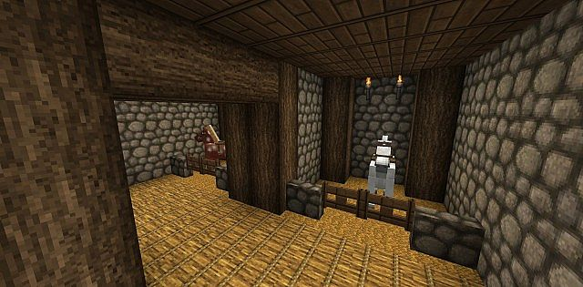 1 6 Vanilla German Homestead More Minecraft Project
