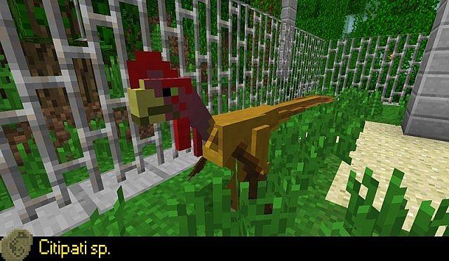 Мод на выращивание динозавров 45