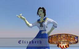 Part 2/4 Bioshock infinite: Elizabeth Minecraft