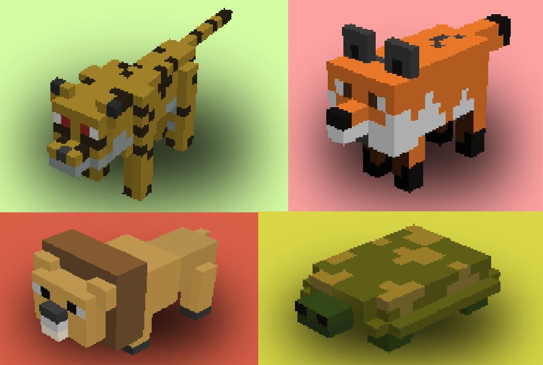minecraft animals should games planetminecraft ocelot lrg 1332 quitting animal