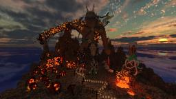 Aroxul the Frenzied Minecraft Map & Project