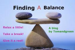 Finding a Balance Minecraft Blog Post